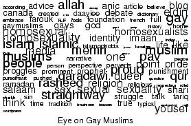 Snapshot of Eye on Gay Muslims